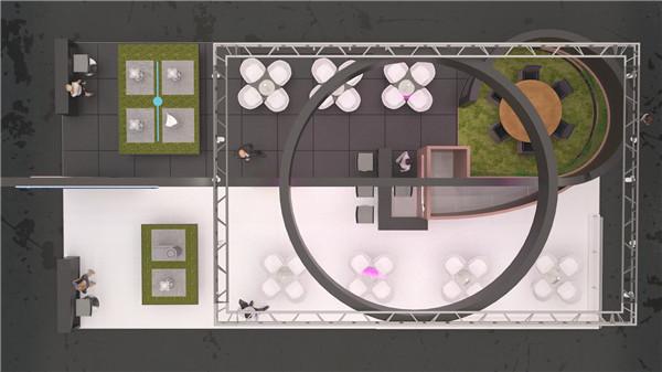 成都特装展台展位设计搭建公司