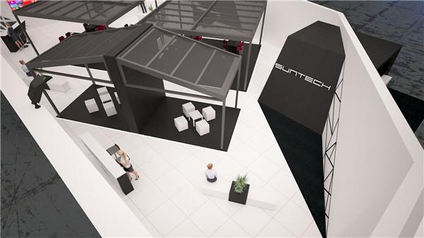 成都展会展台设计搭建公司