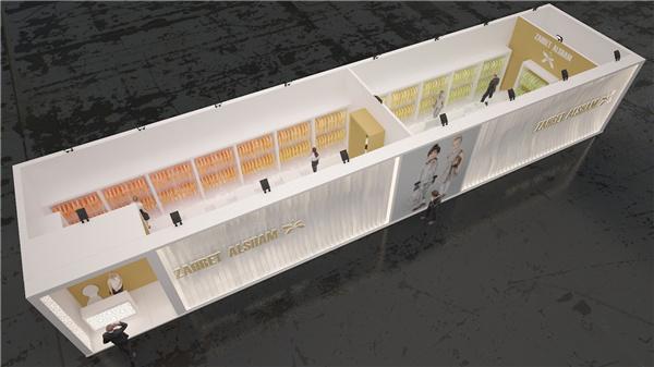 成都企业展厅布置设计公司