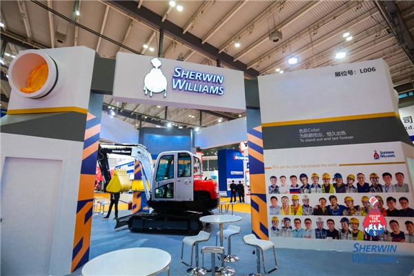 大型机械工业展览展台搭建方案推荐